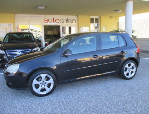 VW  GOLF  V   1,9 TDI  SPORT     € 5.800,00